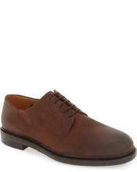 Samtin plain toe blucher medium 792072