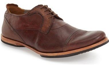 Timberland Wodehouse Lost History Cap Toe Oxford