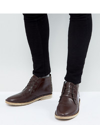 ASOS DESIGN Asos Wide Fit Desert Boots