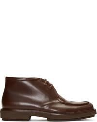 Brown etienne desert boots medium 1125534