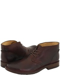 Frye Oliver Chukka Lace Up Casual Shoes