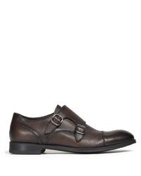 Ermenegildo Zegna Buckle Fastening Derby Shoes