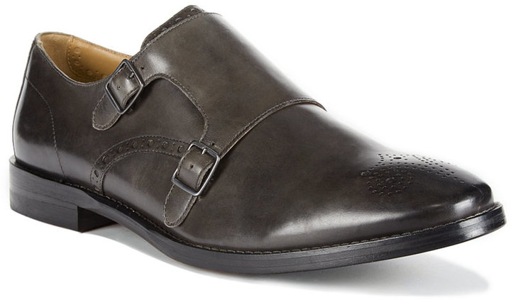 Cole Haan Cambridge Monk- Black loafers