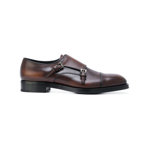 Prada Classic Monk Shoes