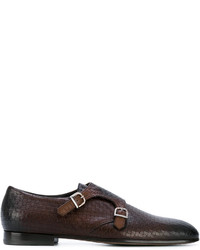 Baldinini Double Monk Strap Shoes