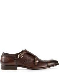 Henderson Baracco Double Monk Strap Shoes