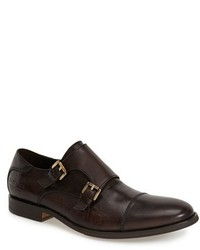 Kenneth Cole Reaction Make A Wish Double Strap Monk Shoe