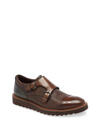 Ike Behar Monza Monk Shoe