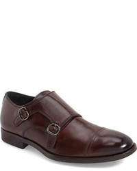 To Boot New York Exeter Double Monk Strap Shoe