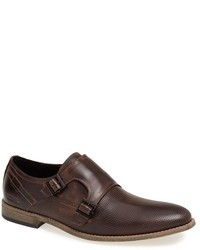 Kenneth Cole Reaction Pin Ball Double Monk Shoe