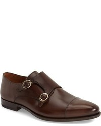 Rosales double monk strap shoe medium 760891