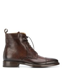 Scarosso Lace Up Boots