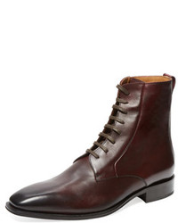 Shadow Seam Leather Boot