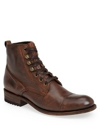Sendra Station Cap Toe Boot