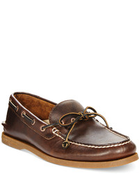 Sperry Ao 1 Eye Leather Boat Shoes