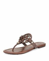 Miller logo flat sandal medium 5359741