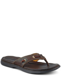 Sperry Gold Cup Thong Sandal