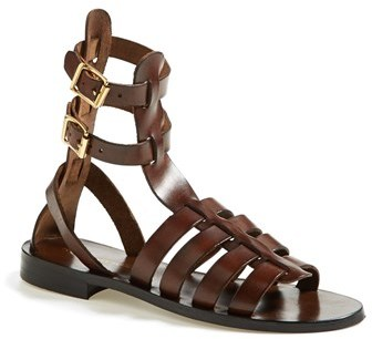 c32746bb50c2 Kurt Geiger London Azelea Leather Gladiator Sandal