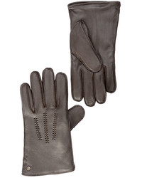 UGG Australia Wrangell Smart Leather Gloves