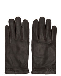 BOSS Brown Karton3 Gloves