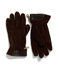 Heritage leather gloves medium 951063