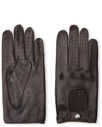 Trafalgar Leather Driving Gloves