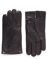 Merola Gloves Cashmere Lined Leather Gloves