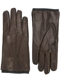 Orciani Leather Gloves