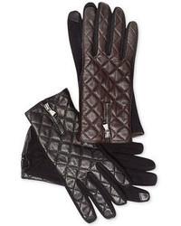 Lauren Ralph Lauren Qulited Hybrid Tech Touch Gloves
