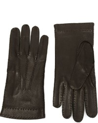 Restelli Leather Gloves