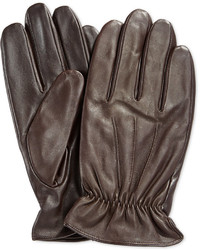 Ryan Seacrest Distinction Ryan Seacrest Elastic Wrist Leather Texting Glove Only At Macys