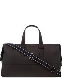 Hugo Boss Aspen Pebbled Leather Holdall