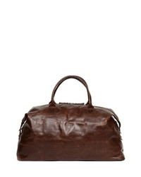 Moore & Giles Benedict Leather Duffel Bag