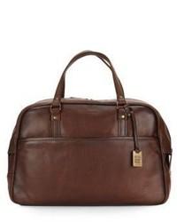 Frye Richard Vintage Leather Duffel Bag