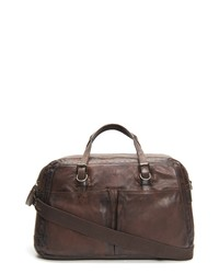 Frye Murray Leather Duffle Bag