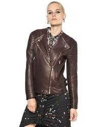 Givenchy Soft Nappa Leather Biker Jacket