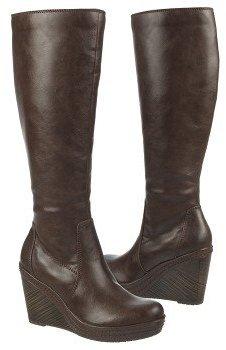 15e0e550320b7 Dr. Scholl's Bellamy Wide Calf Wedge Boot, $114 | shoes.com ...
