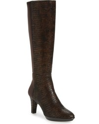 Callysta knee high platform boot medium 784283