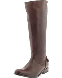 Frye Melissa Button Back Zip Knee High Boot