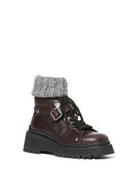 Miu Miu Sock Combat Boot