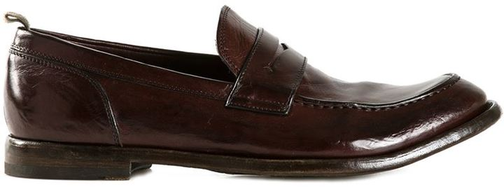 Officine creative'Anatomia' loafers Q0uyFY