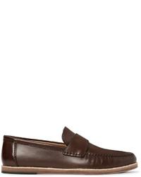 438c1b8b Ermenegildo Zegna Men's Leather Shoes from MR PORTER | Men's Fashion ...