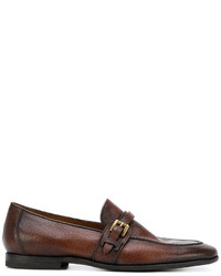 Silvano Sassetti Buckled Loafers