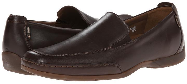 c811856653c ... Leather Loafers Mephisto Edlef Slip On Shoes ...