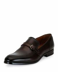 Lavoli leather loafer brown medium 1246383