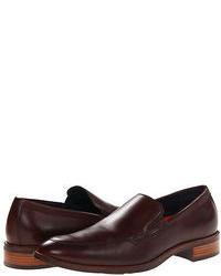 Cole Haan Lenox Hill Venetian Slip On Dress Shoes Dark Brown Leather C11624