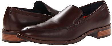 cb005c878d2 ... Cole Haan Lenox Hill Venetian Slip On Dress Shoes Dark Brown Leather  C11624 ...