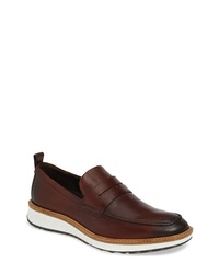 Ecco St1 Hybrid Penny Loafer