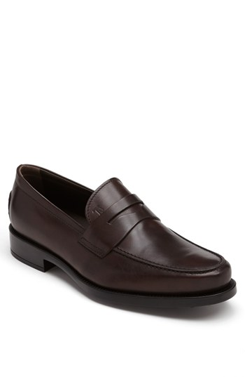 Tod's Leather Loafer cheap purchase free shipping very cheap best cheap price ndUyR
