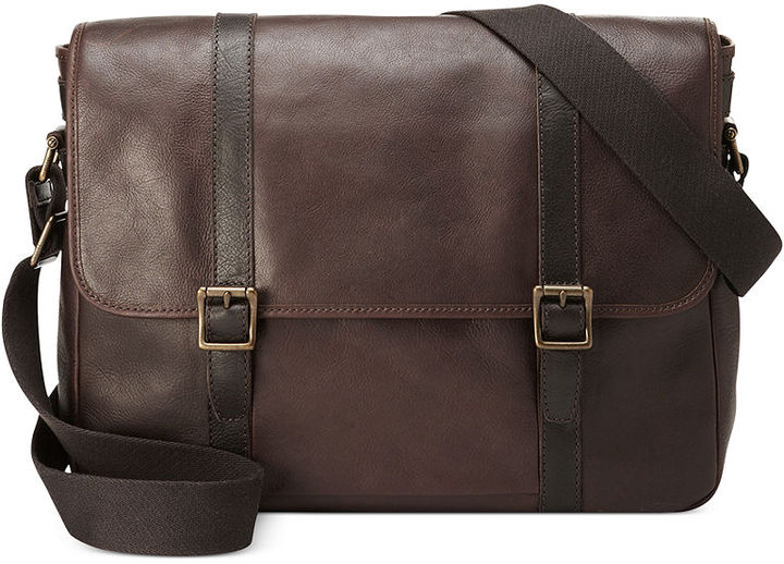 Fossil Estate East West Messenger Bag | Where to buy & how to wear
